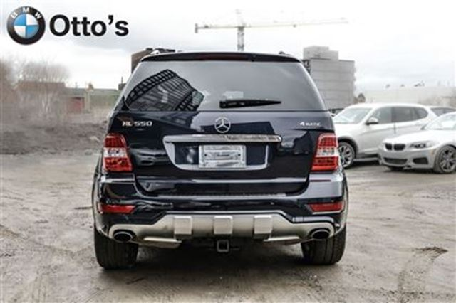 2011 mercedes benz ml550 4matic ottawa ontario used car