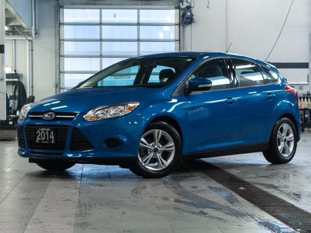 2014 ford focus se hatchback blue lexus of kelowna. Cars Review. Best American Auto & Cars Review