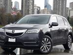 2015 Acura MDX Tech at in Vancouver, British Columbia