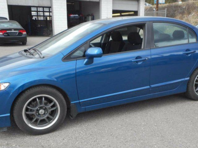 2011 HONDA CIVIC SE in Williams Lake, British Columbia