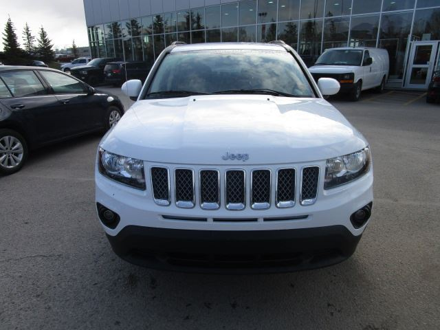used 2016 jeep compass north automatic 4x4 calgary. Black Bedroom Furniture Sets. Home Design Ideas