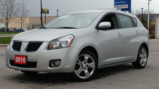 2010 Pontiac Vibe Base PWR GRP, A/C, ONE OWNER, NO ACCIDENT, SERVICED.. in Newmarket, Ontario