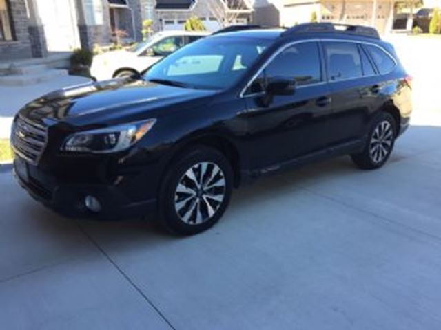 2015 Subaru Outback 5dr Wgn CVT 2.5i w/Limited Pkg in Mississauga, Ontario