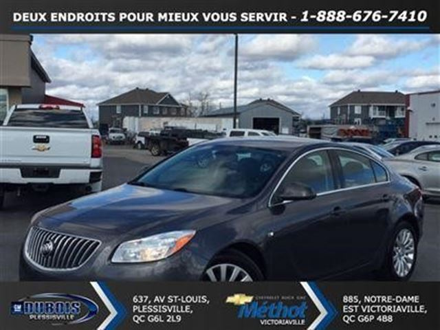 2011 Buick Regal CXL w/1SA in Plessisville, Quebec