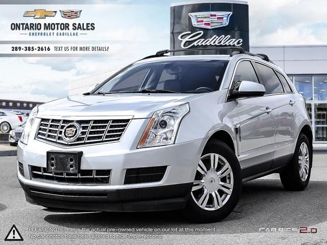 2013 CADILLAC SRX Leather Collection in Oshawa, Ontario