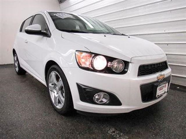 2016 Chevrolet Sonic LT in North Vancouver, British Columbia