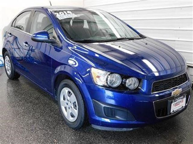 2014 Chevrolet Sonic LT in North Vancouver, British Columbia