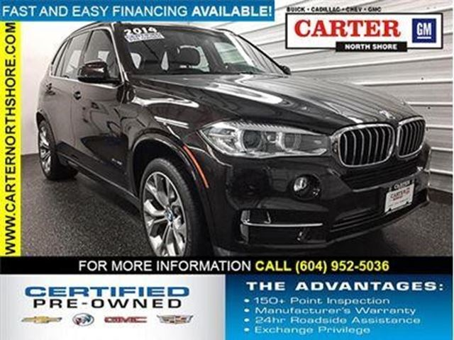 2014 BMW X5 xDrive35i in North Vancouver, British Columbia