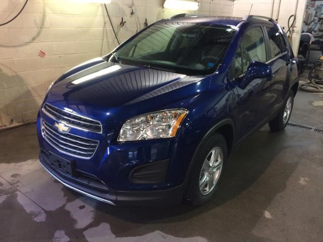 2016 Chevrolet Trax LT in Edmundston, New Brunswick