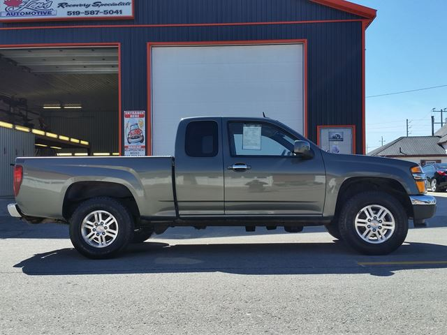 2010 gmc canyon sle 4x4 jarvis ontario used car for sale 2748291. Black Bedroom Furniture Sets. Home Design Ideas