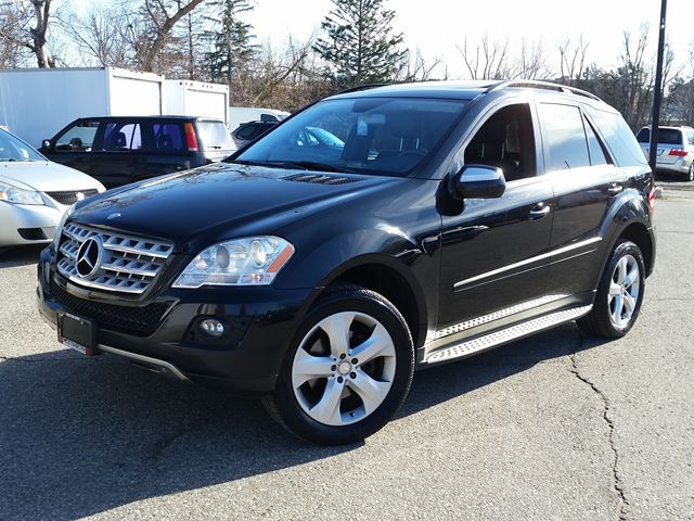 2010 mercedes benz m class ml350 bluetec brampton for 2010 mercedes benz ml 350