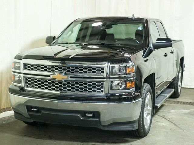 2015 chevrolet silverado 1500 1lt 4x4 double cab w towing package bluetooth alloy wheels. Black Bedroom Furniture Sets. Home Design Ideas