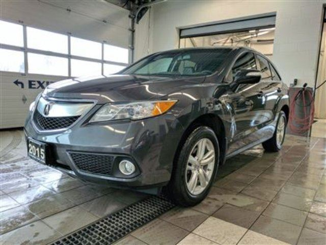 2015 ACURA RDX Tech AWD - Limited Time Special Offer! in Thunder Bay, Ontario