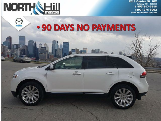 2013 LINCOLN MKX Loaded in Calgary, Alberta