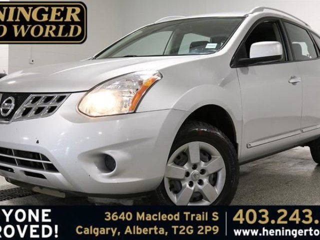 2013 nissan rogue s awd cvt calgary alberta car for. Black Bedroom Furniture Sets. Home Design Ideas