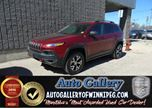 2016 Jeep Cherokee Trailhawk 4x4 *Nav in Winnipeg, Manitoba