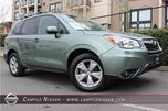 2015 Subaru Forester AWD wBACKUP CAM  ALLOYS  in Victoria, British Columbia