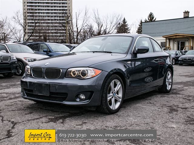 2013 BMW 1 Series 128i in Ottawa, Ontario