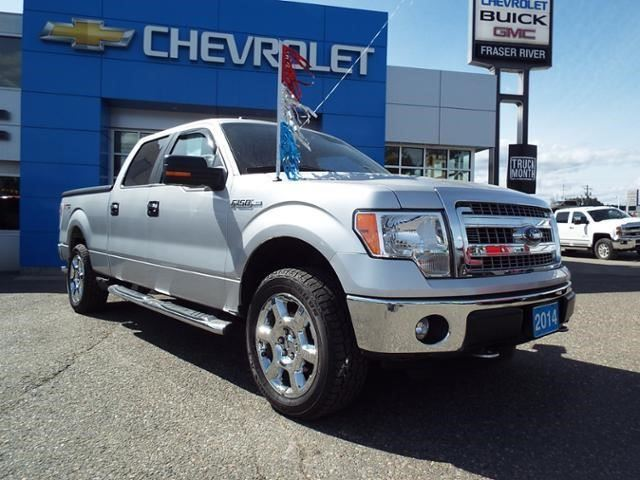 2014 Ford F-150 Lariat in Quesnel, British Columbia
