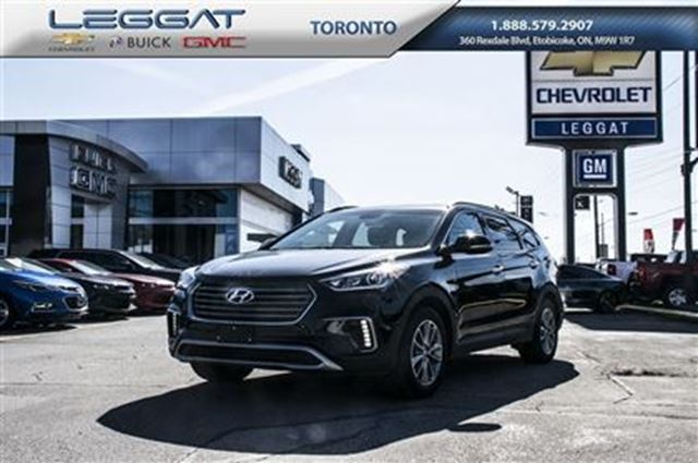 2017 Hyundai Santa Fe 7 Passenger, Bluetooth and more... in Rexdale, Ontario