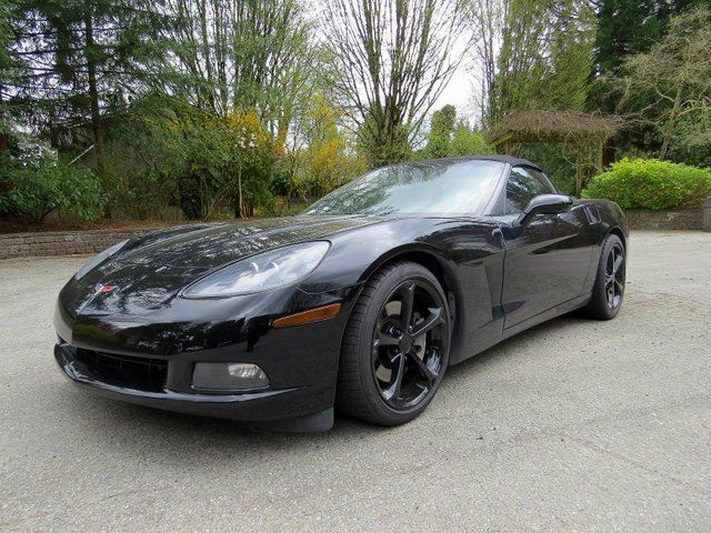 2005 Chevrolet Corvette Base in Langley, British Columbia