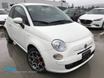 2012 Fiat 500 Pop A/T Local One Owner Bluetooth Power Lock Po in Port Moody, British Columbia