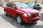 2008 Jeep Compass Sport/North   CERTIFIED + E-Tested in Kitchener, Ontario