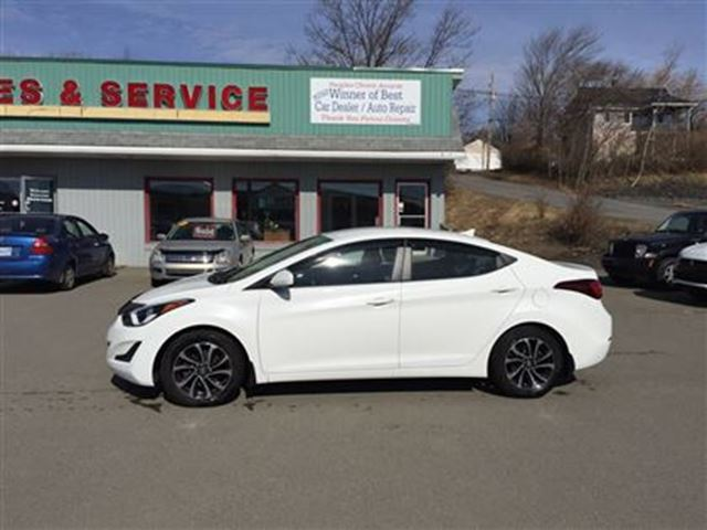 2014 Hyundai Elantra GL in New Glasgow, Nova Scotia