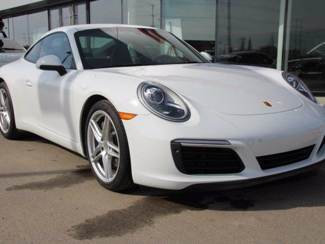 2017 PORSCHE 911 370 hp Turbo 911 Manual 2017! - Local Edmonton Vehicle No Accidents in Edmonton, Alberta
