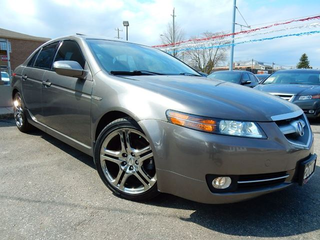 2007 ACURA TL PREMIUM  LEATHER.ROOF  BLUETOOTH  LOW KM in Kitchener, Ontario