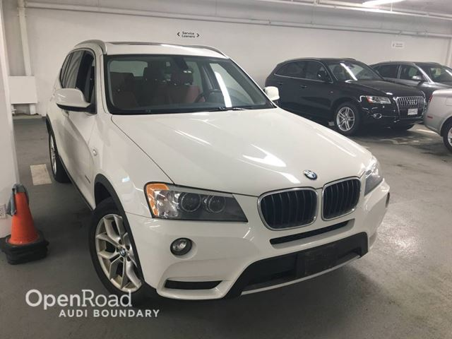 2013 BMW X3 AWD 4dr 28i in Vancouver, British Columbia