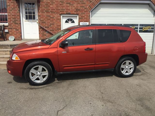 2009 Jeep Compass NORTH in Bowmanville, Ontario