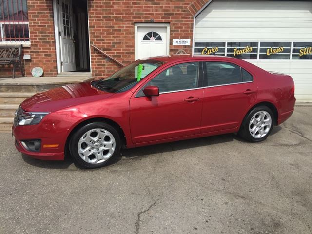 2010 Ford Fusion SE in Bowmanville, Ontario