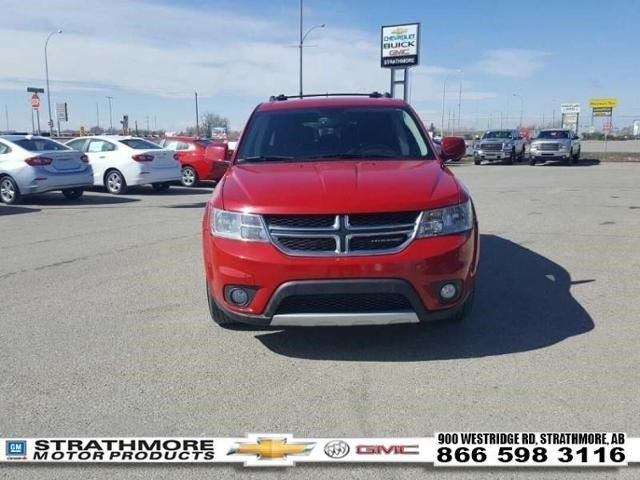 2014 Dodge Journey R/T in Strathmore, Alberta