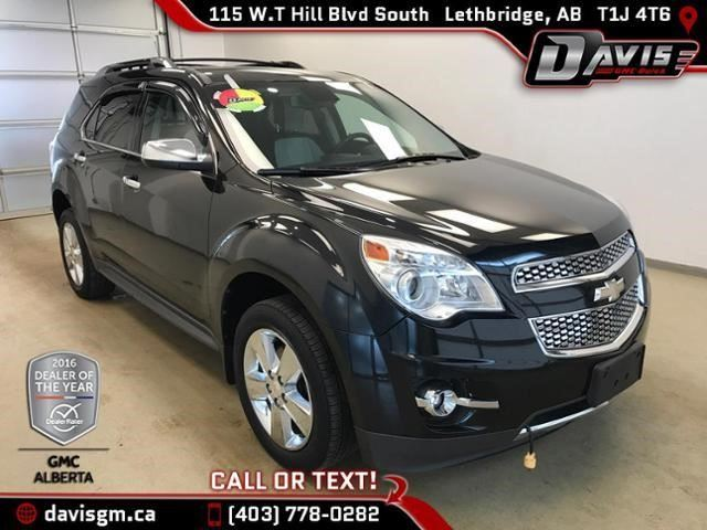 2012 Chevrolet Equinox LTZ in Lethbridge, Alberta