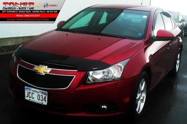 2012 Chevrolet Cruze LT Turbo+ w/1SB in Grand Falls-Grand-Sault, New Brunswick
