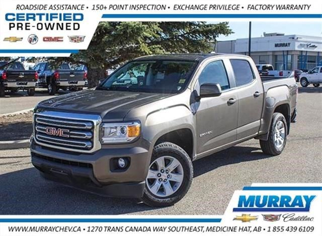 2015 GMC Canyon 4WD SLE in Medicine Hat, Alberta