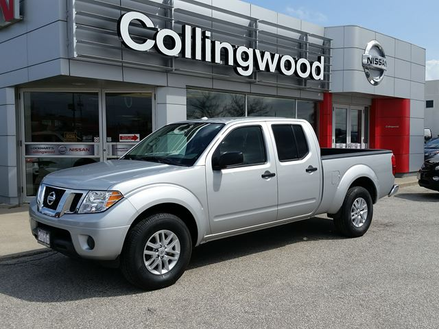 2016 Nissan Frontier SV 4X4 *SAVE vs NEW* in Collingwood, Ontario