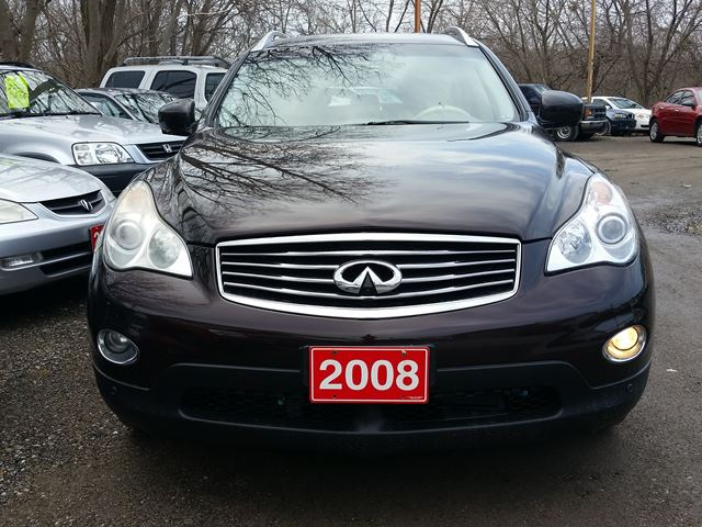 2008 infiniti ex35 cert etested oshawa ontario car for sale 2749676. Black Bedroom Furniture Sets. Home Design Ideas