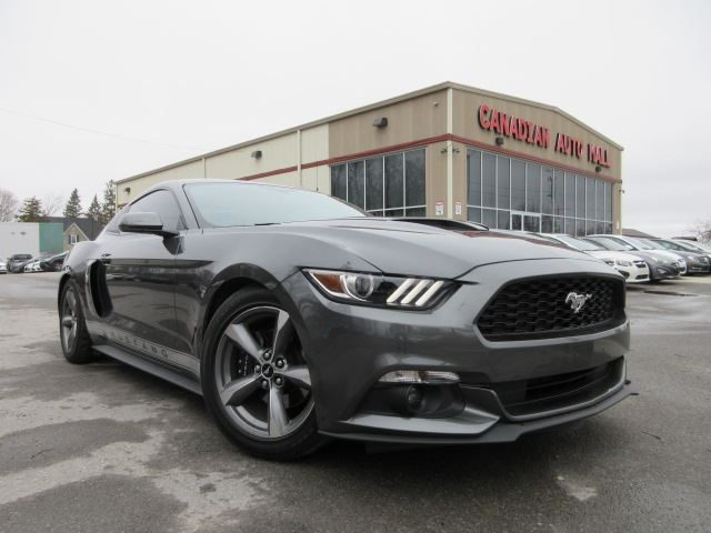 2016 Ford Mustang LOWERED, ROUSH EXHAUST, JUST 11K! in Stittsville, Ontario