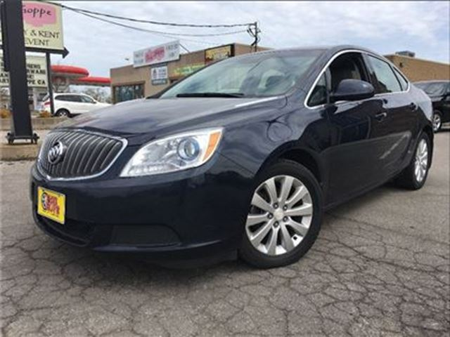2015 BUICK VERANO ALLOYS REMOTE START BUICK QUALITY in St Catharines, Ontario
