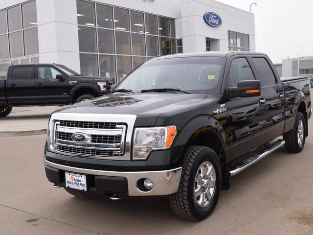 2013 FORD F-150 XLT 4x4 SuperCrew Cab 6.5 ft. box 157 in. WB in Peace River, Alberta