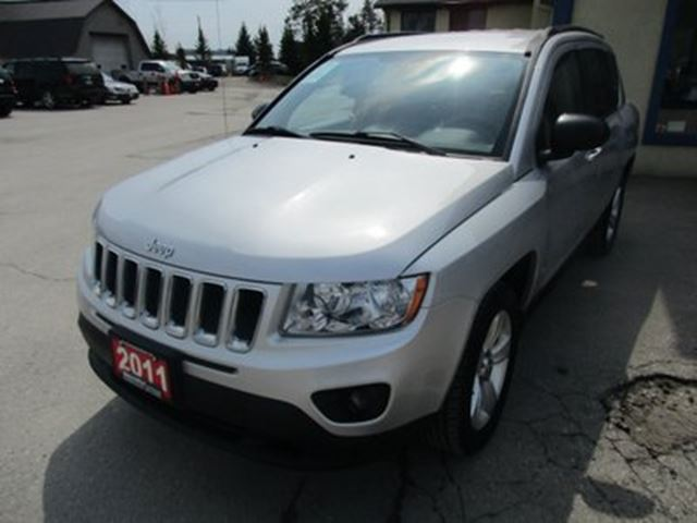 2011 jeep compass power equipped north edition 5 passenger 2 4l bradford ontario car for. Black Bedroom Furniture Sets. Home Design Ideas