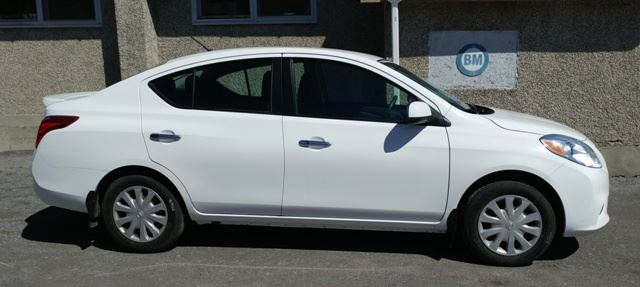 2013 Nissan Versa 1.6 SV - Extra Clean - Only 54,000 kms!!! in Ottawa, Ontario
