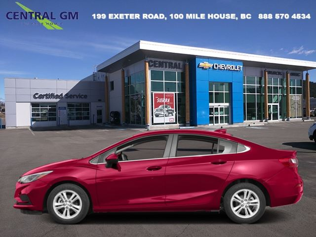 2017 Chevrolet Cruze LT in 100 Mile House, British Columbia