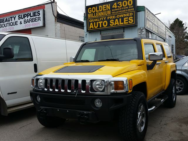 2006 HUMMER H3 VERY CLEAN/CERTIFIED in Scarborough, Ontario