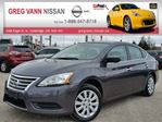 2014 Nissan Sentra SV w/keyless,cruise,bluetooth,push button start,sirius/xm radio in Cambridge, Ontario