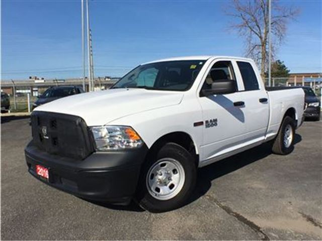 2016 dodge ram 1500 st tradesman eco diesel trailer brake control mississauga ontario. Black Bedroom Furniture Sets. Home Design Ideas