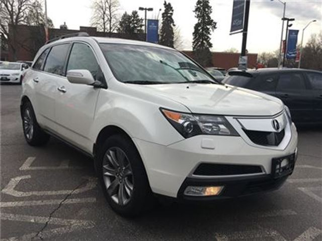 2013 acura mdx elite newtires newbrakes fullyloaded. Black Bedroom Furniture Sets. Home Design Ideas