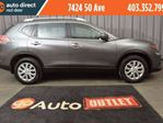 2015 Nissan Rogue S 4dr All-wheel Drive in Red Deer, Alberta